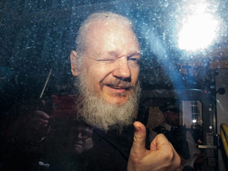 Julian Assange managed to escape the reaches of U.S. extradition for years. Here's the latest news regarding his condition.