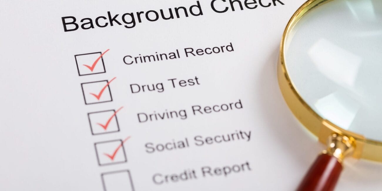 Background checks should be a part and parcel of the entertainment industry. Here's why it's essential.