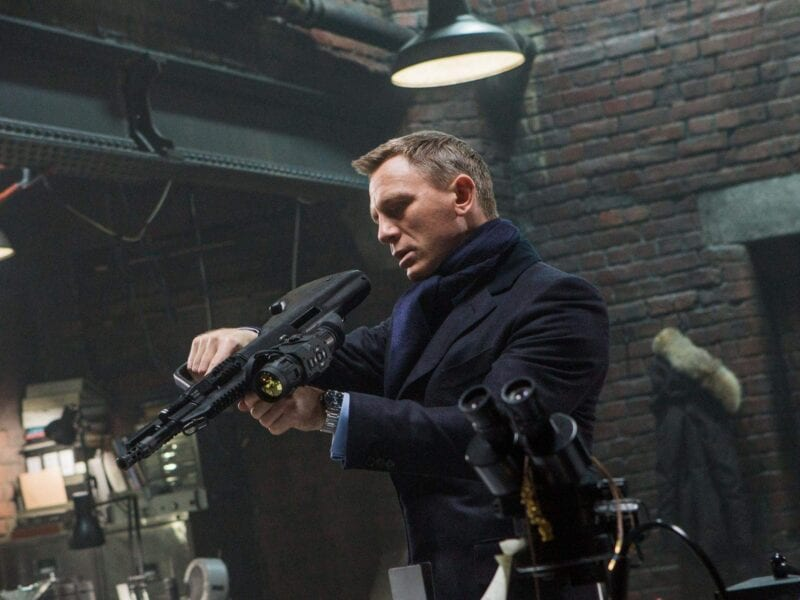 A gang in London stole a fan's new and old James Bond props from their home. Here's what we know about the prop heist.