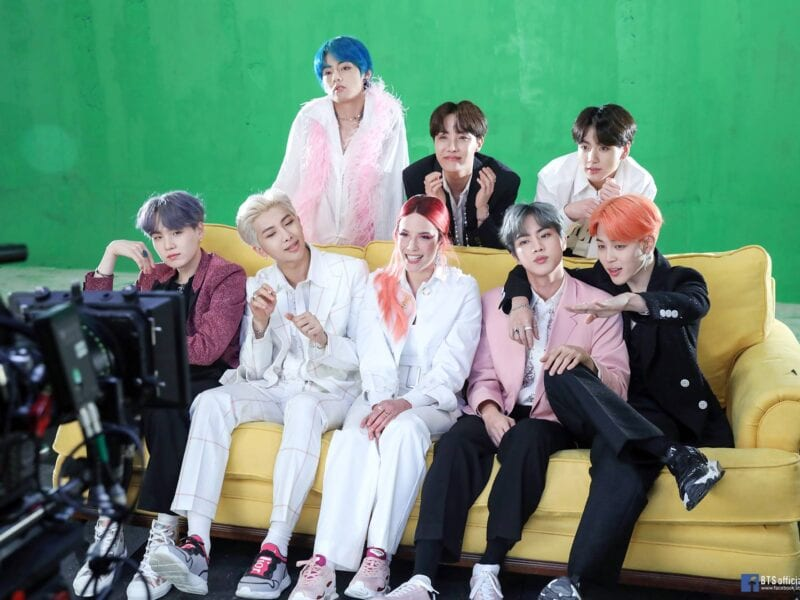 "BTS has quickly become one of the biggest artists in the world, and their recent hit ""Boy with Luv"" is just the latest collab hitting the charts."