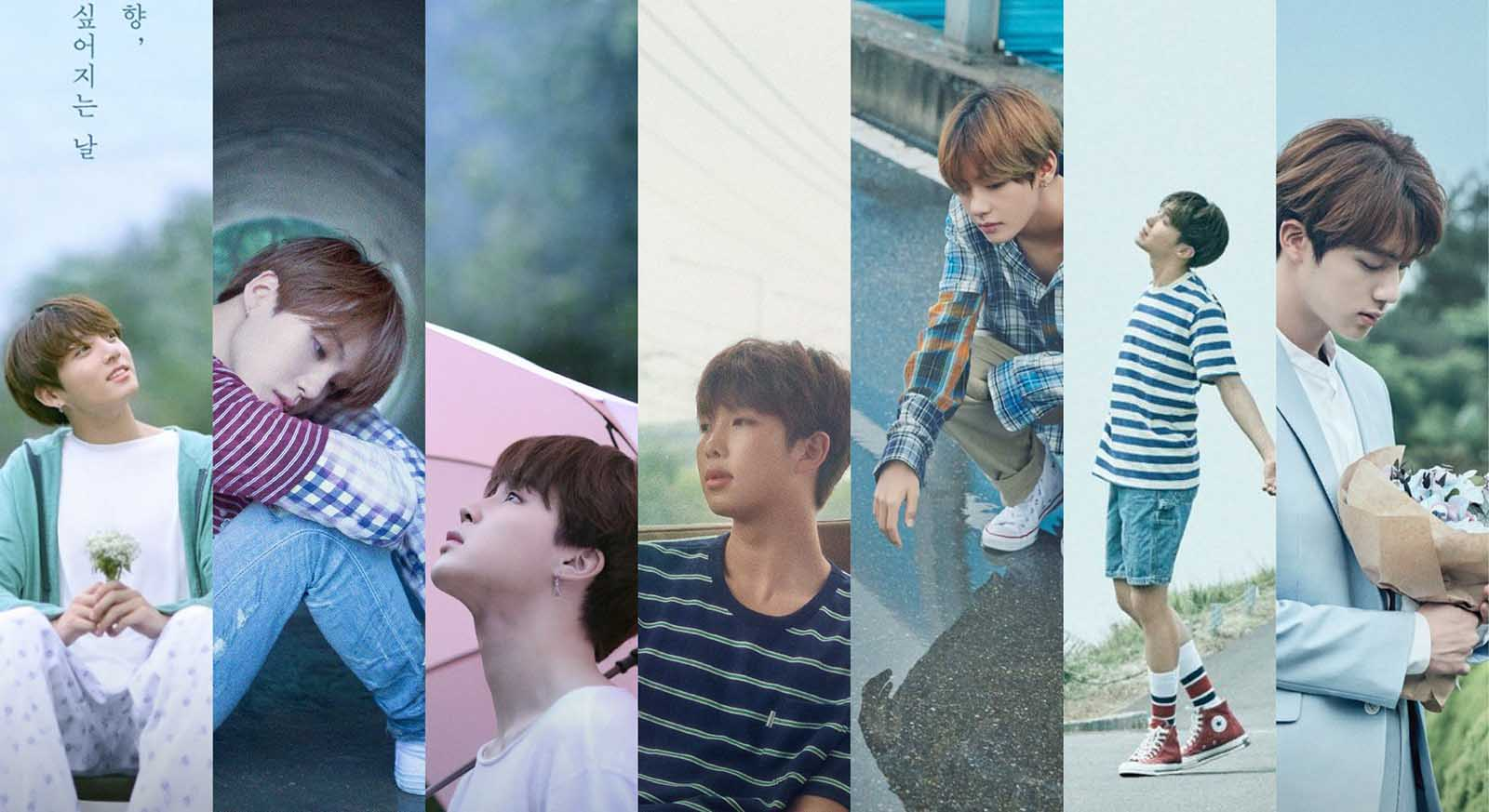 BTS has climbed the charts to become arguably the biggest musical act in the world, and part of that is thanks to the success of the 'Love Yourself' era.