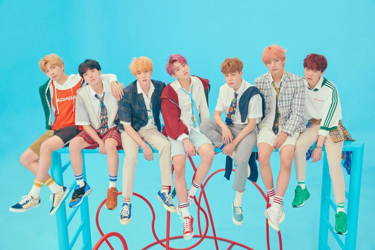 Are you a proud member of the BTS army? Check out the best BTS gifs right here and let us know which one's your fave.