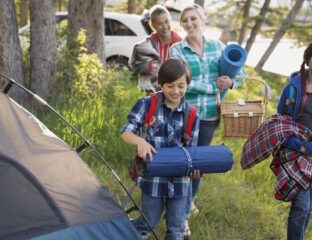 Need more family activities to keep everyone happy? Camping with the family is a great way to connect with nature. Here's what you need to know.