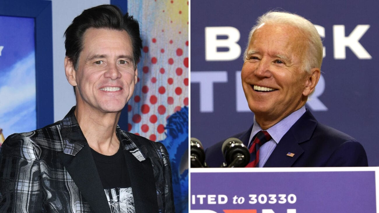 Did you catch the new creepy Joe Biden skit on SNL? Relive the hilarious standup as only Jim Carrey could deliver it.