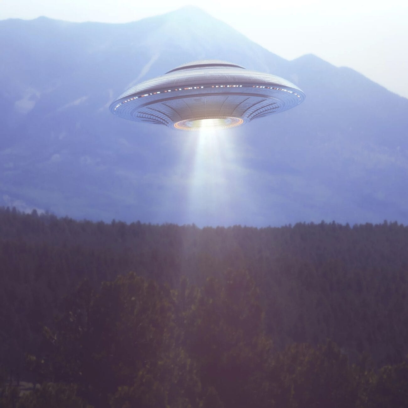 You might be surprised by just how many celebrities claim to have had real UFO sightings. Here are some of our favorite stories.