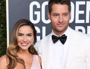We know Chrisell Stause and Justin Hartley have divorced, but let's look back on their beautiful wedding ceremony from a few years ago.