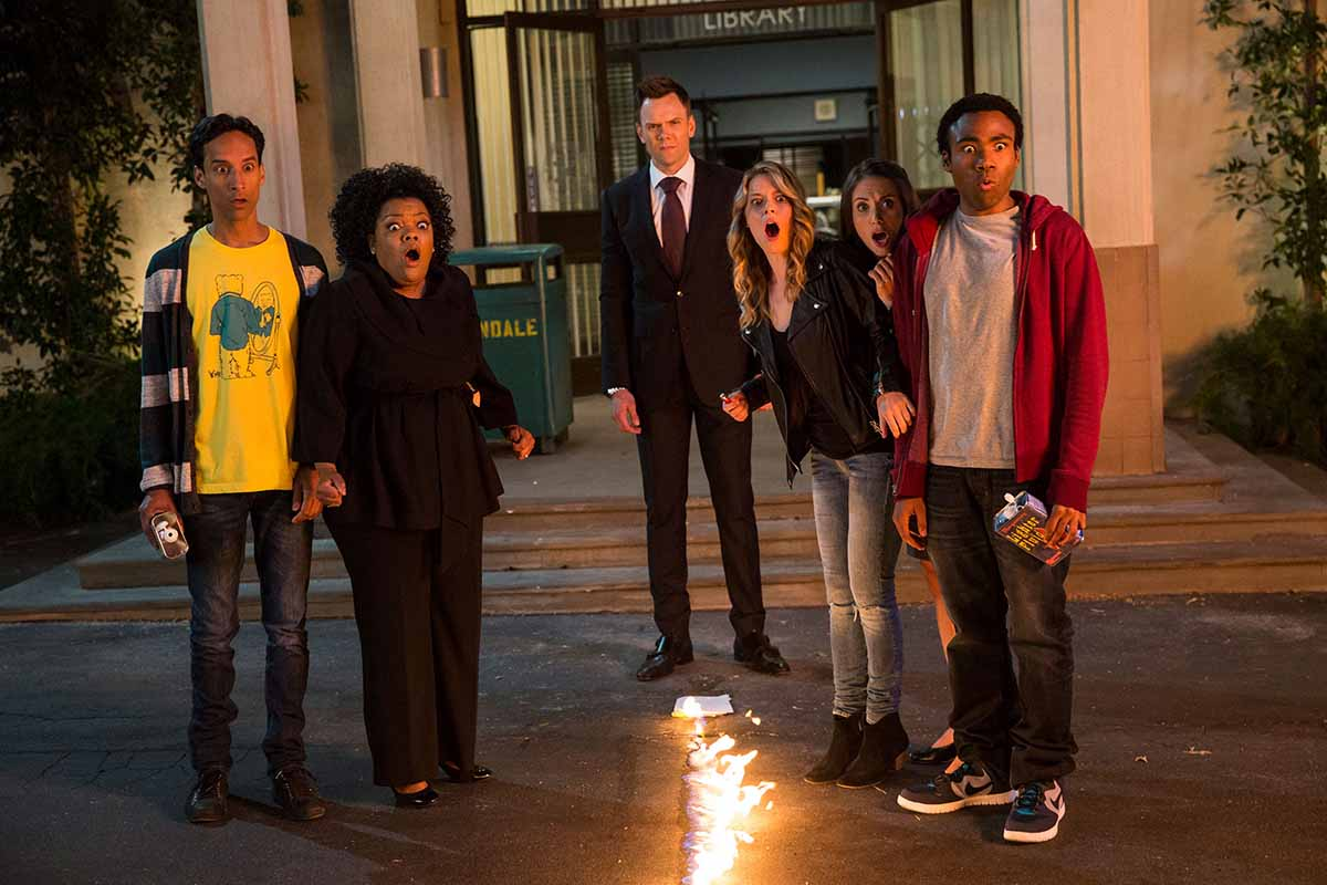 The 'Community' movie has been rumored for years, as fans continue to cry for six seasons and a movie. But Yvette Nicole Brown may have confirmed it.