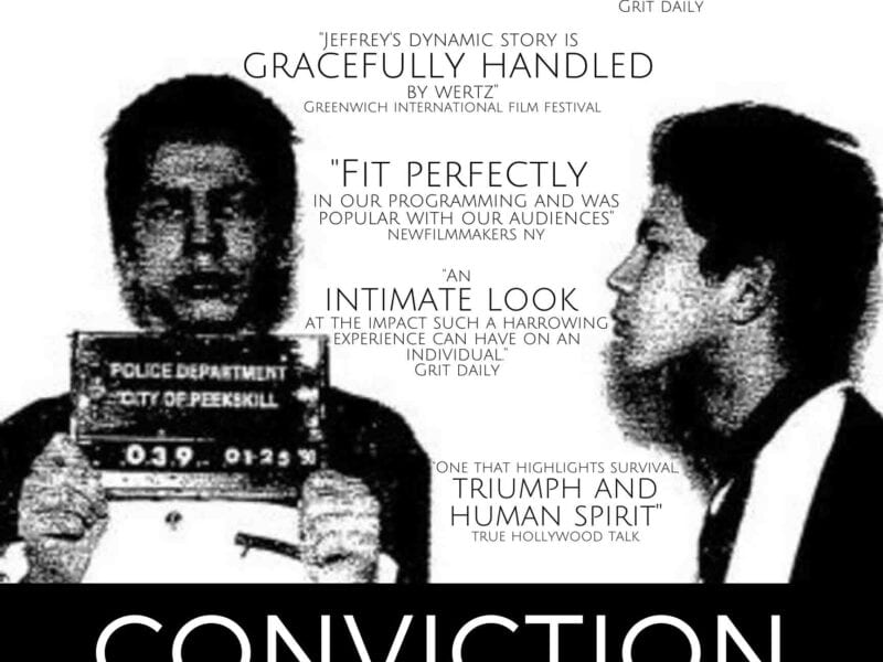 Jia Wertz's debut true crime documentary 'Conviction' is a must-watch short film. Wertz answered some of our questions about the project and her work.
