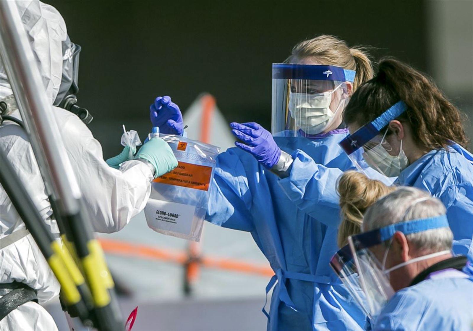 Chinese Virologist: China 'Intentionally' Released Virus
