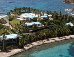 Jeffrey Epstein owned his island for over twenty years and allegedly assaulted underage girls there. Here are some of the creepiest photos of the island.