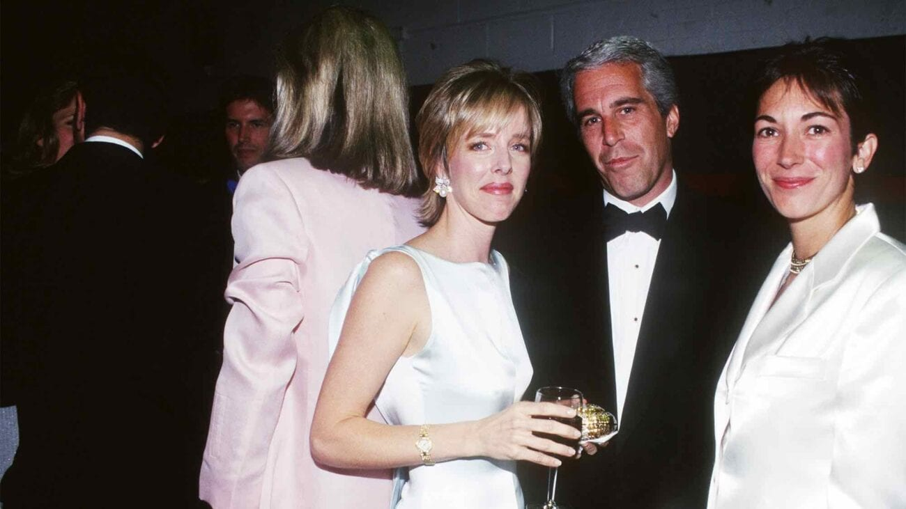 Jeffrey Epstein and Ghislaine Maxwell rubbed elbows with a lot of famous and powerful people. These photos show their Hollywood connections.