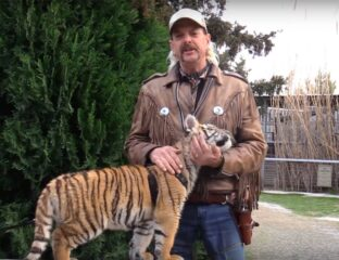Does Joe Exotic have a friend in The White House? Learn how the 'Tiger King' star might receive a presidential pardon.