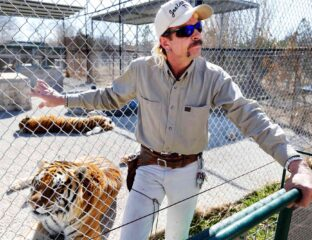Joe Exotic sure knows how to surprise his fans. The 'Tiger King' star is expanding his fashion line to include tiger print underwear featuring his face.