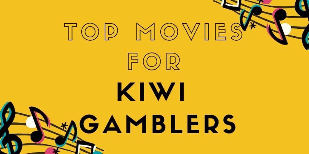 Selain mencoba peruntungan dengan berbagai permainan judi, berikut ini adalah film-film top yang akan disukai para penjudi Kiwi.