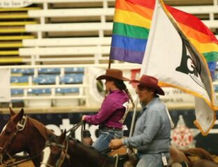 If you thought gay pride parades were fun, you're in for an awakening. Buy yourself a cowboy hat because pride rodeos are queer-tastic celebrations.