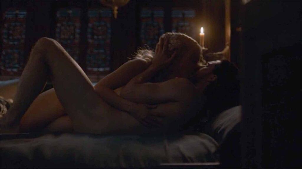 GOT sex scenes