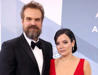 David Harbour and wife Lily Allen have exchanged vows and redefined the world adorable. Here's everything we know about the ceremony.