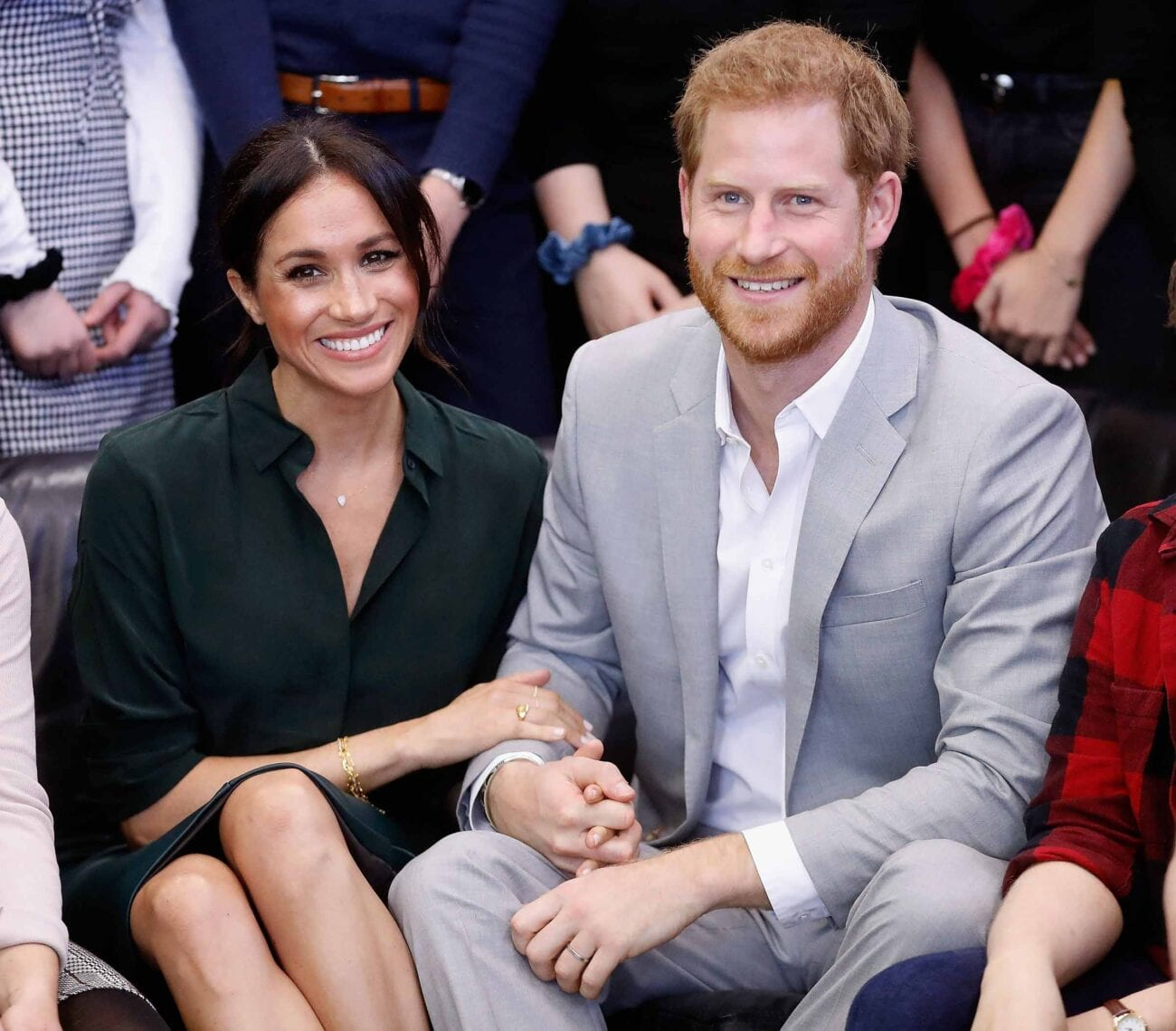 Prince Harry and Meghan Markle has made history with their Netflix deal, but will the Queen let them keep going forward with it?