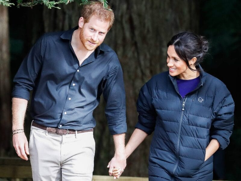 Prince Harry and Meghan have set up residence in the United States. Find out whether the former royals ever plan to return to the U.K.