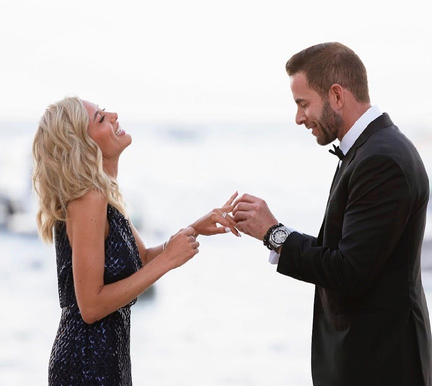 Now that Heather Rae Young and Tarek El Moussa are engaged, could we see El Moussa on an episode of 'Selling Sunset' season 4?