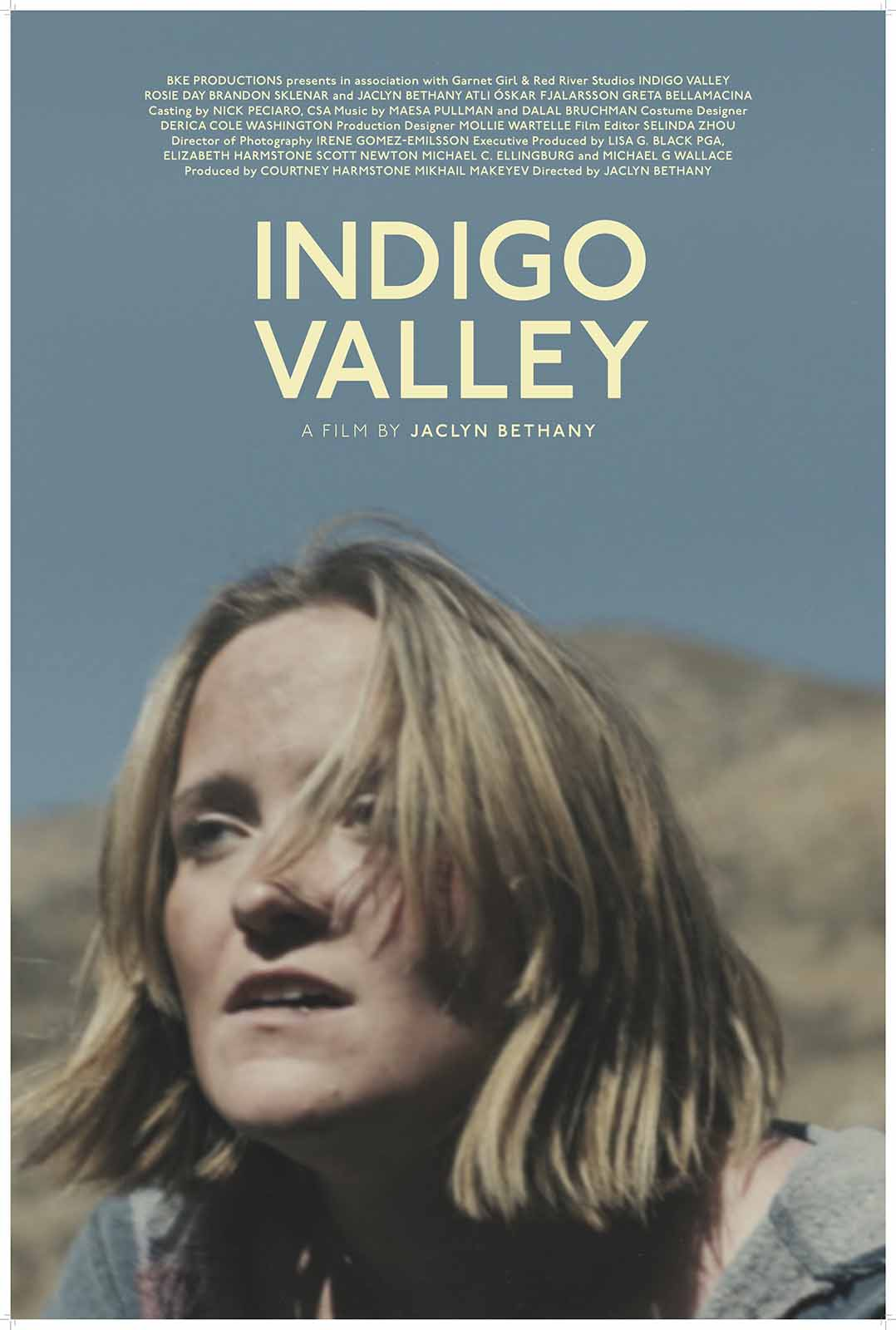 Jaclyn Bethany is telling diverse stories as a filmmaker. Her latest film, 'Indigo Valley', continues her trend of innovative filmmaking.