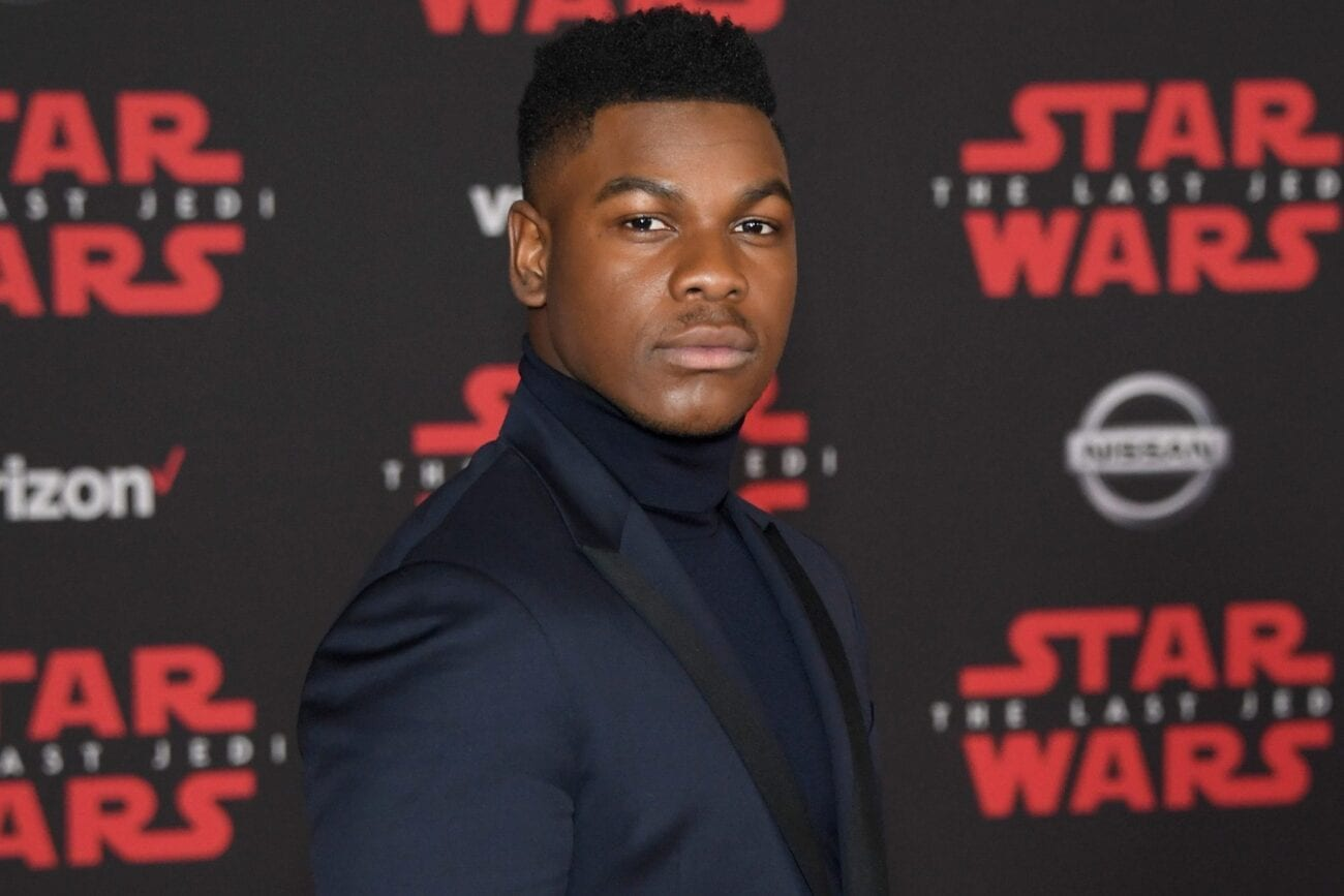 Actor Criticizes Disney For Mishandling Introduction Of Black 'Star Wars' Character 09/04/2020