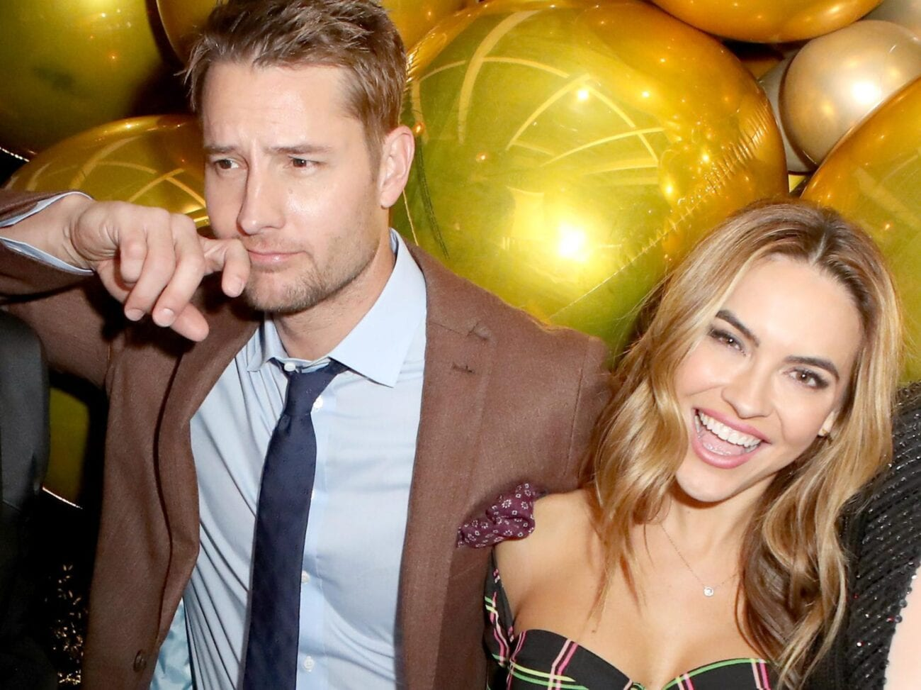 Why in the world is Justin Hartley keeping so quiet about divorcing his wife? Here's what people are thinking.