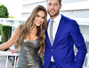 After Justin Hartley filed for divorce, how did his wife take it? Discover the shocking details behind how Chrishell Stause found out.