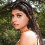 Mia Khalifa became famous for getting naked and being featured in a variety of videos. What will become of Khalifa's activist future?