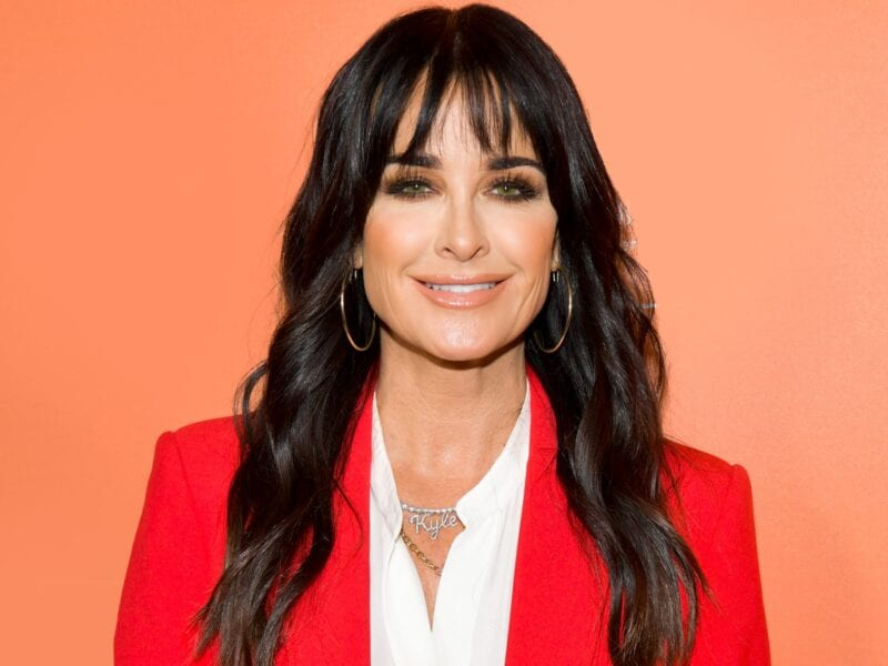 Did 'Real Housewives' star Kyle Richards lose some of his net worth? Discover if an old family heirloom was stolen from him.