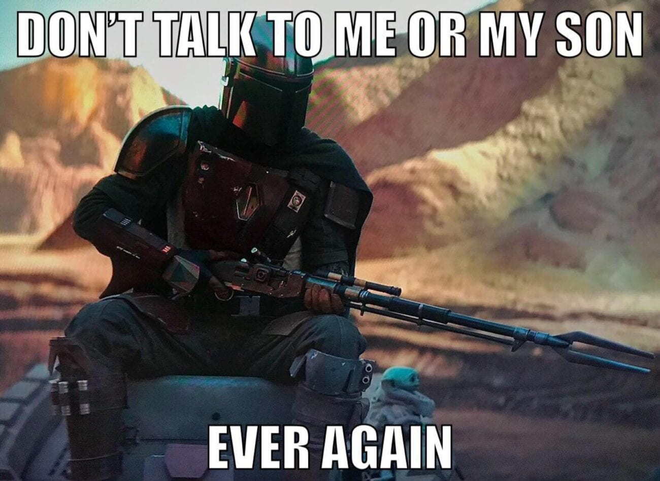 'The Mandalorian' is set to return to Disney+ and we can't be more excited. Here are all of the newest memes fans have made in celebration of season 2.