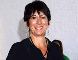 Ghislaine Maxwell became a part of the world of the social elites. Here are some photos that are proof that Maxwell has lots of influential friends.