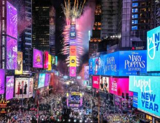 Looking forward to celebrating New Year's Eve 2020 in grand style? Well, forget it. The coronavirus pandemic shut down beloved Times Square celebrations.