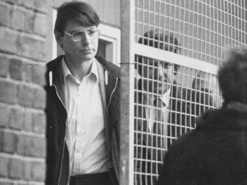 Before you watch 'Des' starring David Tennant, here's everything you need to know about the real-life version of Dennis Nilsen.
