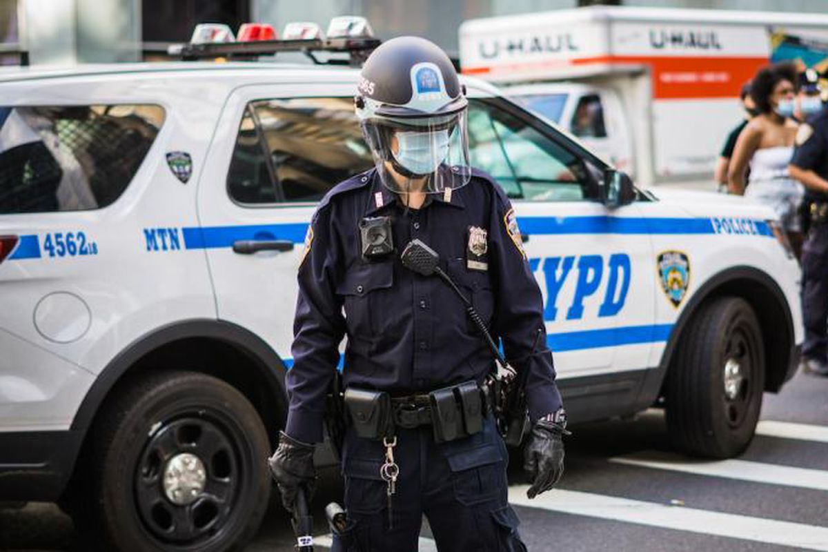 The latest news is that an NYPD cop working in Queens has been arrested. Could this cop potentially be a spy for China?