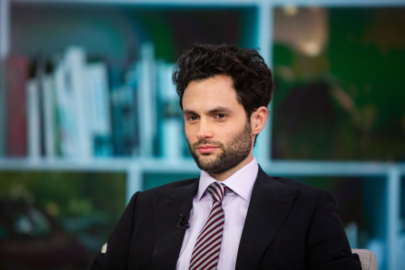 We decided to show you just how much of a daddy Penn Badgley is. Here's all the proof you will ever need.