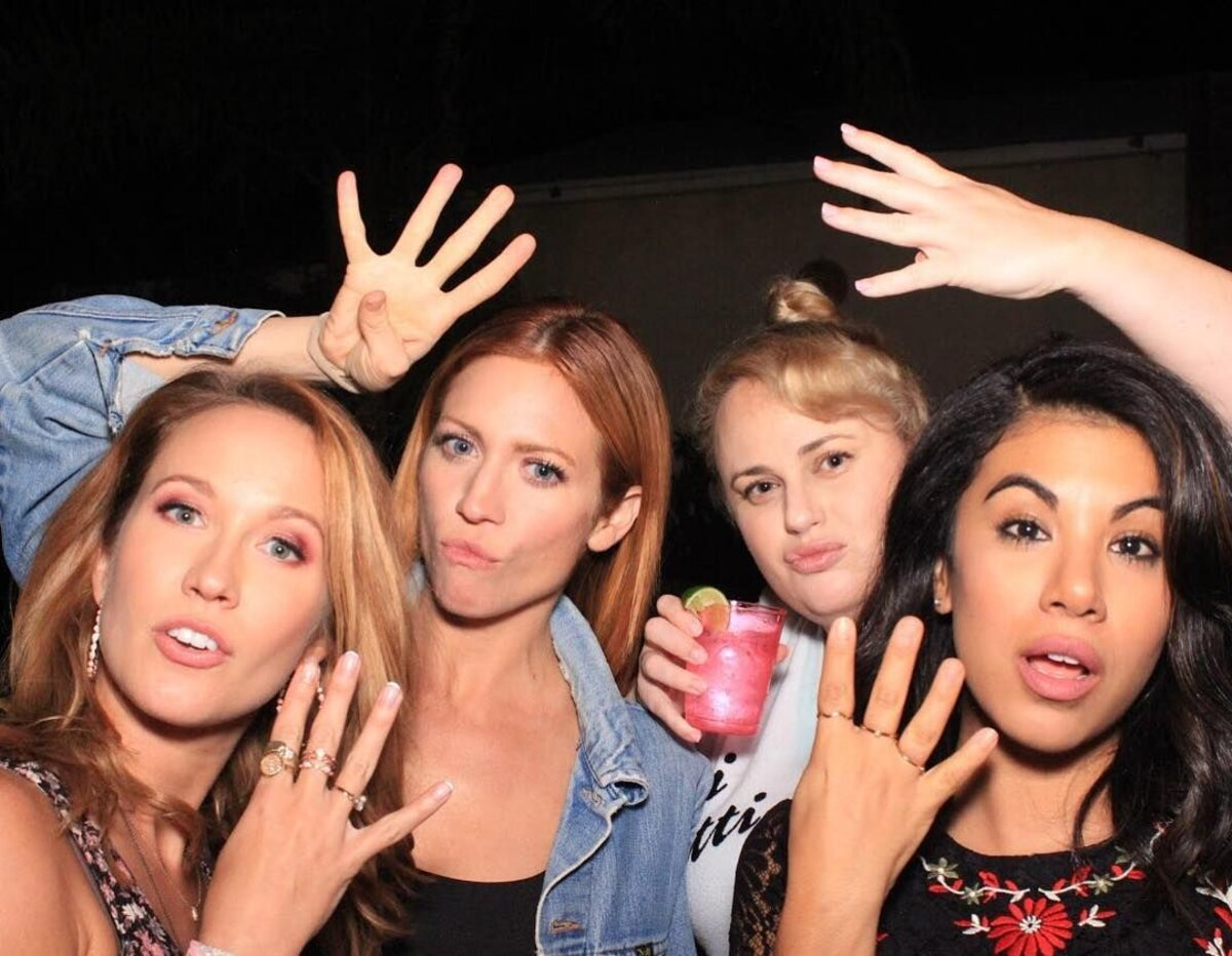 Pitch Perfect 4 2020 Cast