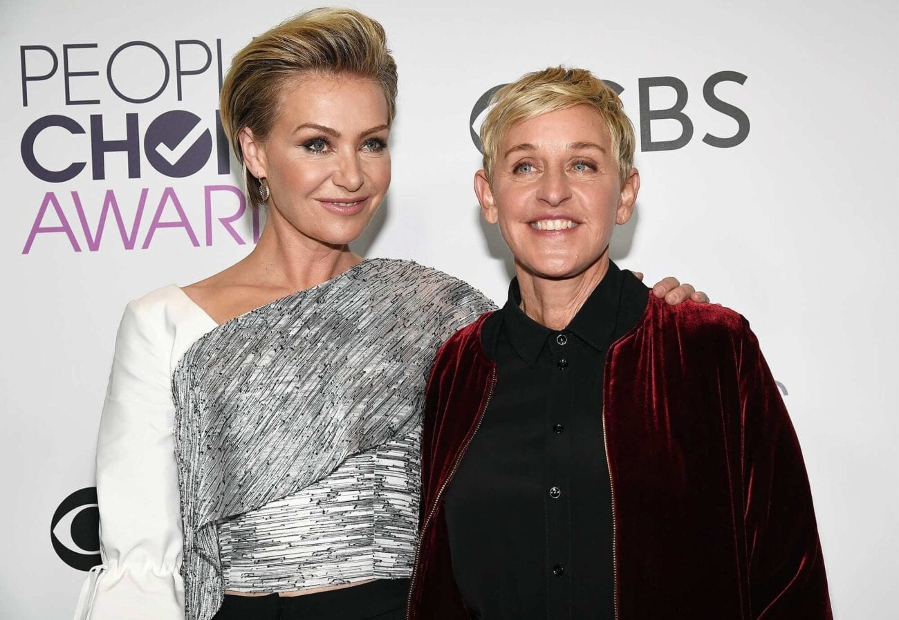 What S Portia De Rossi And Ellen Degeneres S Married Life Really Like Film Daily