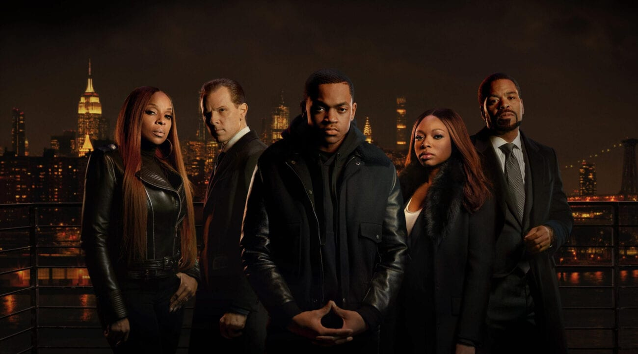If you aren't watching it already, then you need to stop what you're doing and binge 'Power Book II: Ghost'.