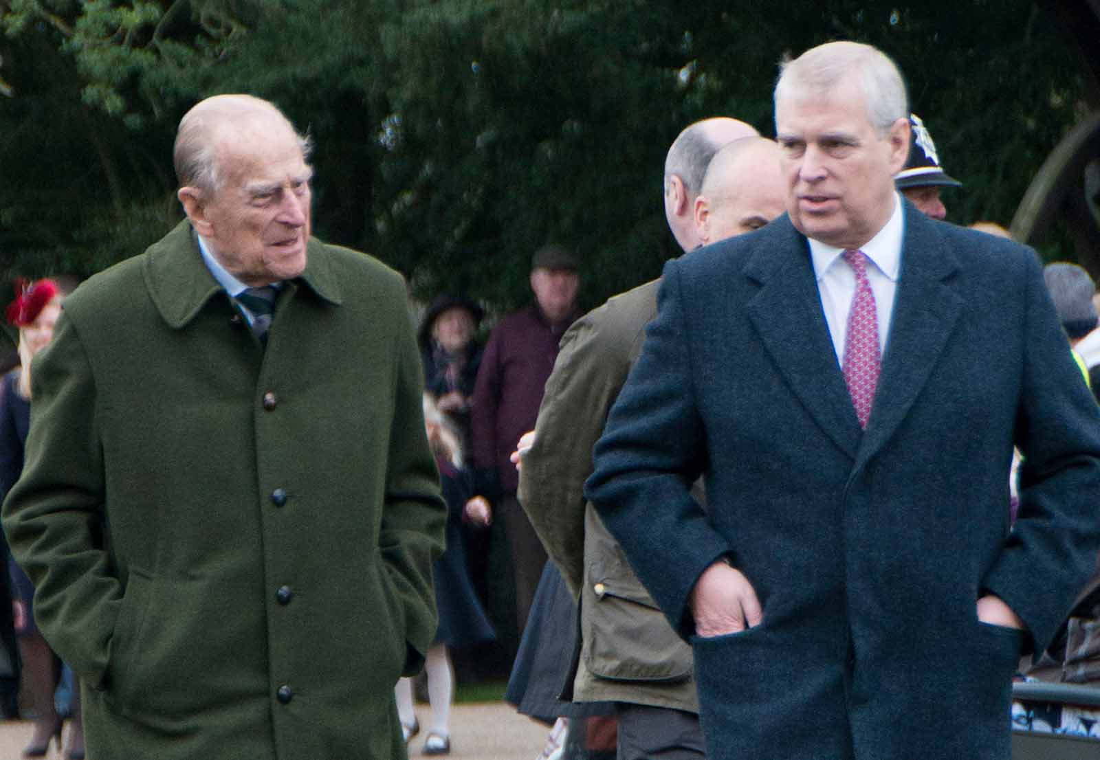 Prince Philip, Duke of Edinburgh, has his hands full thanks to his son Prince Andrew and his ties to Epstein. Is Philip going to disown Andrew?