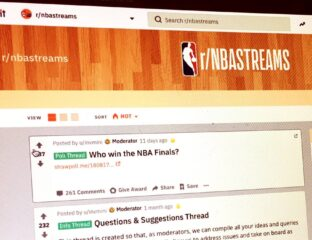 The NBA page was a subreddit of over 400,000 members who enjoyed thinking about basketball. How can you watch the Reddit live stream?