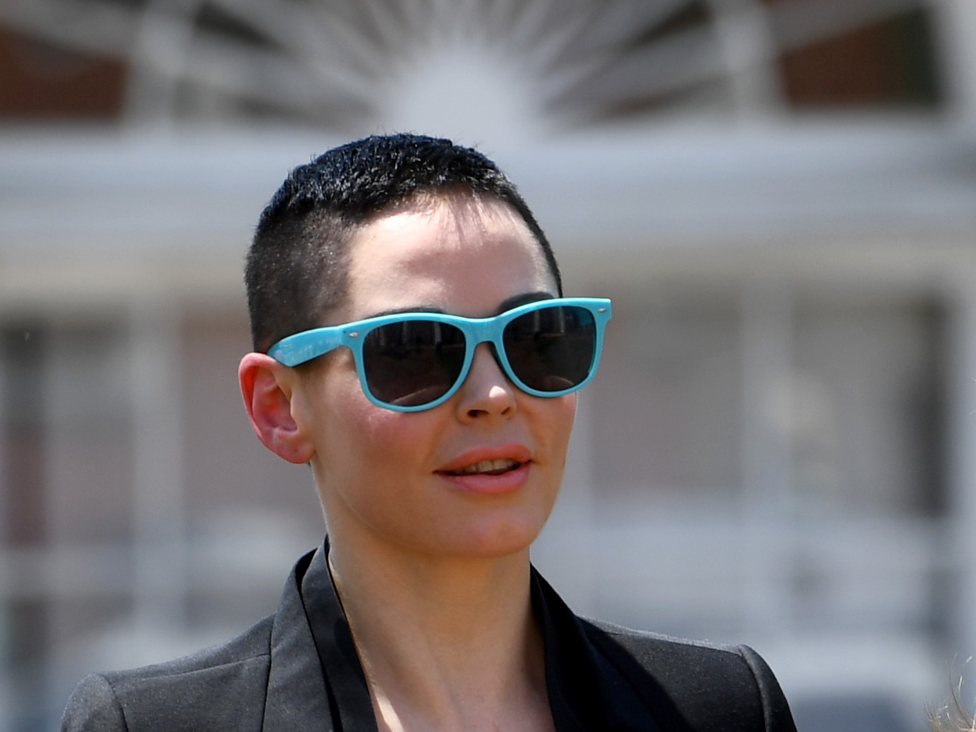 Nude, raw, honest? Rose McGowan just dropped a bombshell