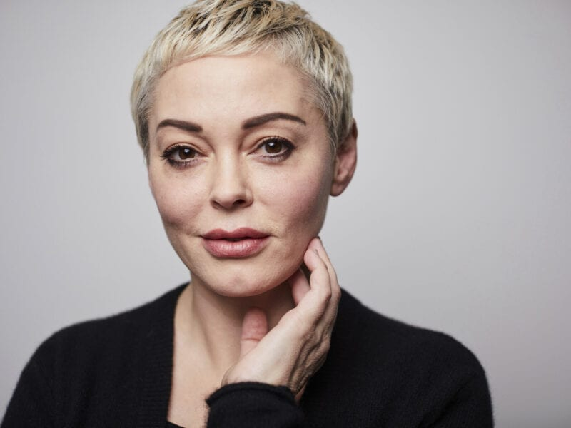 Rose McGowan has always bared her soul publicly, but she went full nude soul on social media when she confessed her true purpose for being in Hollywood.