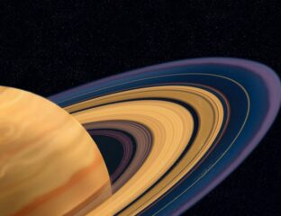 If aliens exist, could they be hiding on a Saturn moon and drinking petrol? It may sound bizarre, but it's exactly what these scientists suggested.