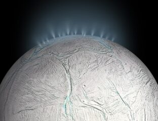 Scientists think that Saturn's moon Enceladus is a likely candidate for hosting alien life. Fresh ice found on the surface unveils the latest discovery.