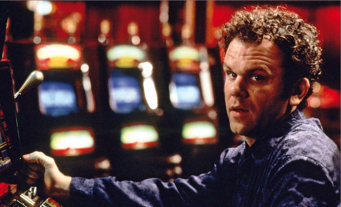 We'll take a look at how two different games, particularly the game bingo and slots, are portrayed in various movies and TV shows.
