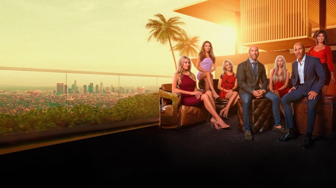 'Selling Sunset' stars make a lot selling expensive estates, but what do they get on the side? Here's a breakdown of what 'Selling Sunset' cast earnings.
