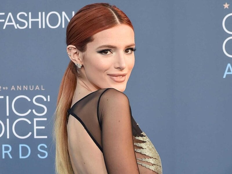 Wondering what big Hollywood names support the use of cannabis? Among others, Disney star Bella Thorne is a huge advocate.