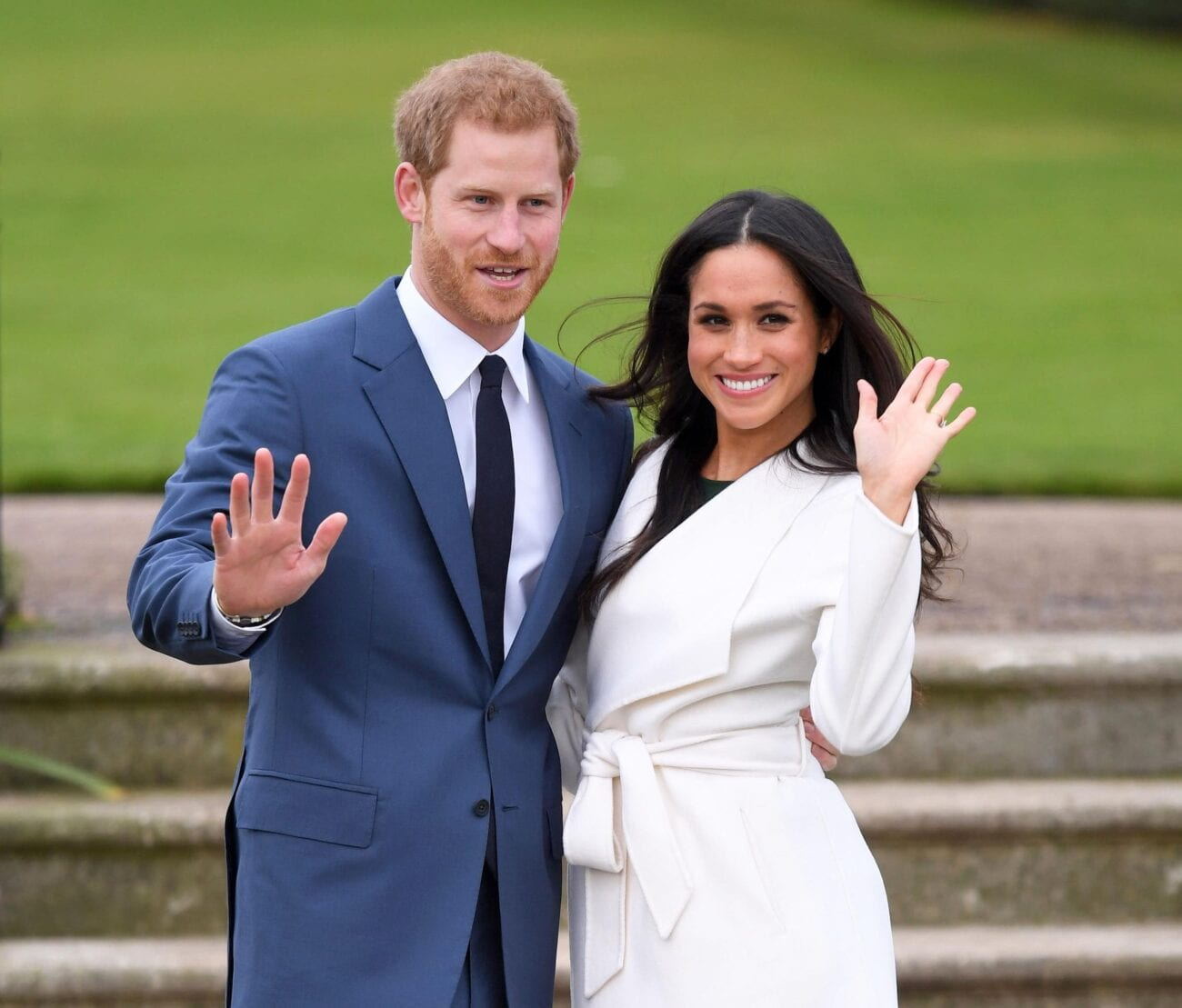 Prince Harry & Meghan Markle made the move into a $14.65 million Montecito mansion in CA. Have things already taken a turn for the worst?