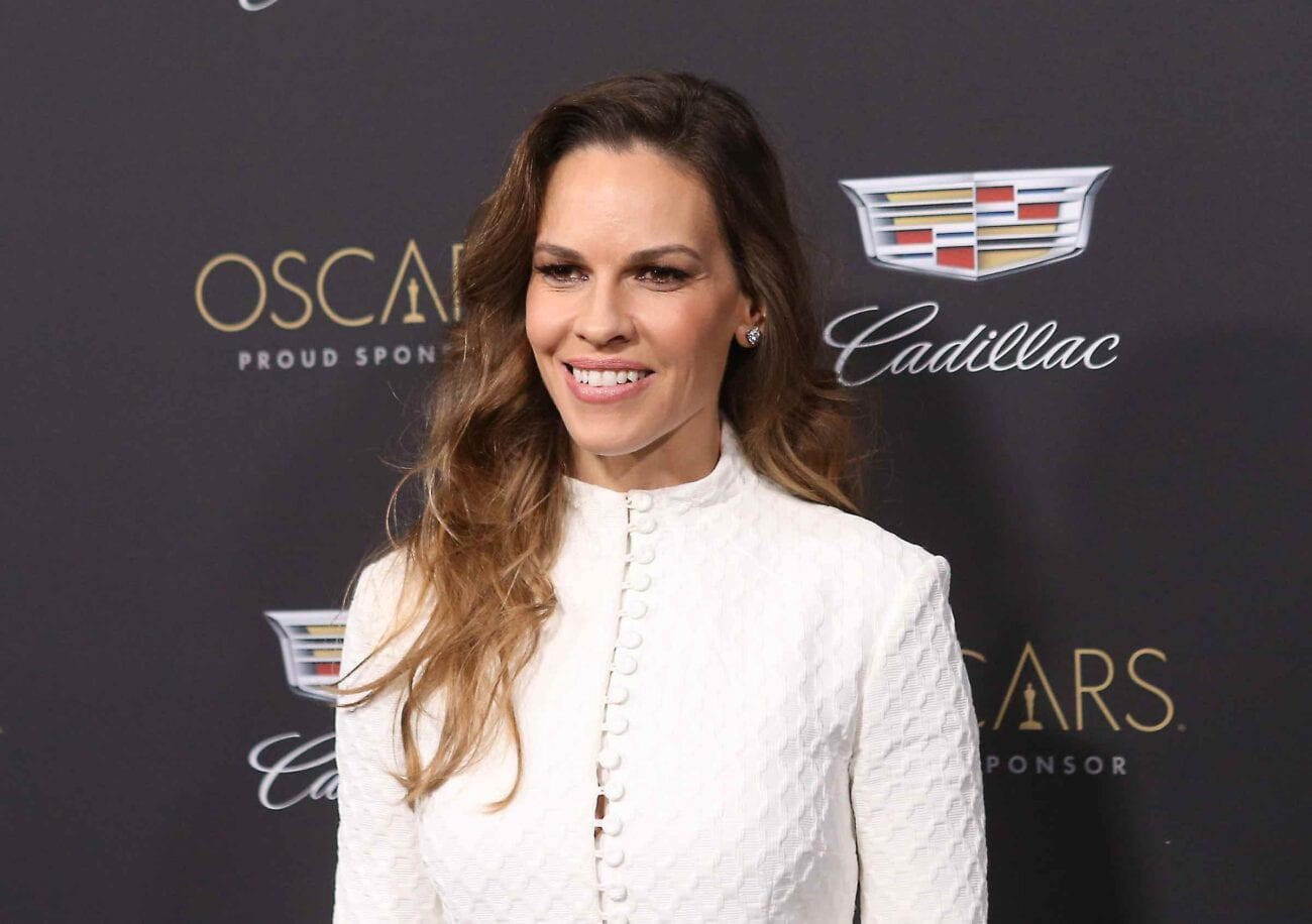 Hilary Swank filed a lawsuit against the SAG-AFTRA Health Plan Board of Trustees. What is going on exactly? Let's find out.